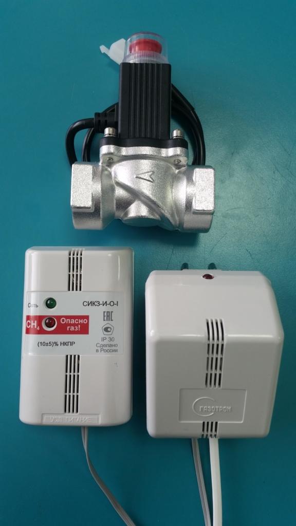 Сигнализатор контроля загазованности СИКЗ-25