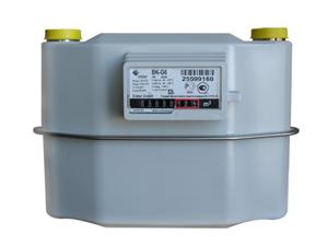 Счетчик газа бытовой ВК-G6