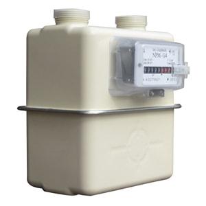 Счетчик газа бытовой NPM-G4