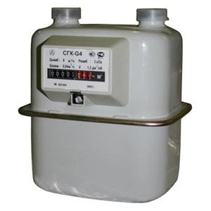 Счетчик газа бытовой СГК-G4 Воронеж