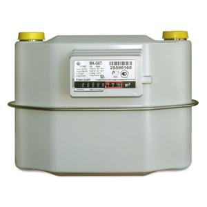 Счетчик газа бытовой ВК-G6Т