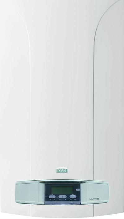 Настенный газовый котел Baxi Luna-3 310 Fi, двухконтурный