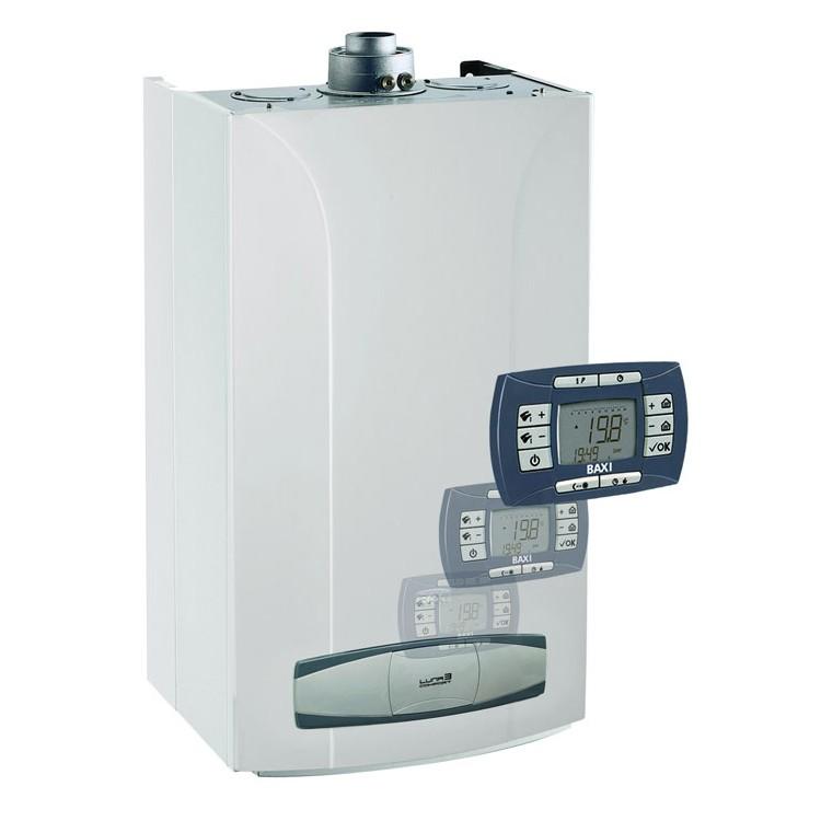Настенный газовый котел Baxi Luna-3 Comfort 310 Fi, двухконтурный