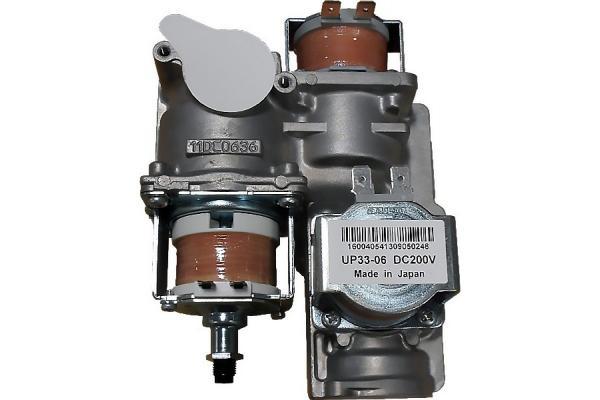 Клапан газовый Navien 13-30K 30002197A